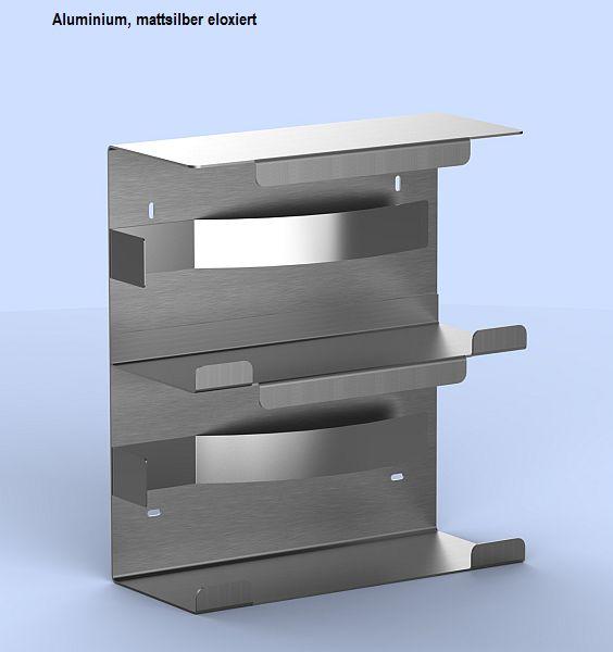 halter f r 2 kartons einmalhandschuhe. Black Bedroom Furniture Sets. Home Design Ideas