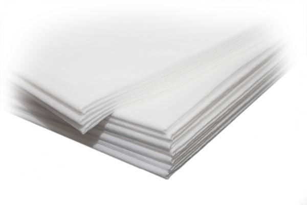 Sovie Care PP-Vlies Tücher / Laken in Weiß, 70 x 200 cm, 20 Stück