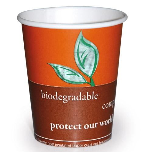 bio becher kompostierbar 0 2 l hygiene. Black Bedroom Furniture Sets. Home Design Ideas