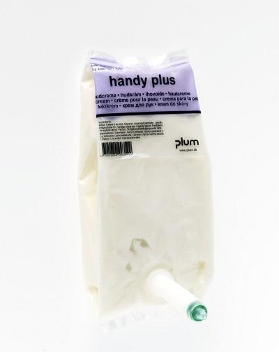 Hautpflegecreme Handy Plus, 0,5 L PE-Beutel - PLUM