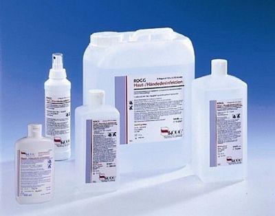 Rogg Händedesinfektion 500 ml Spenderflasche