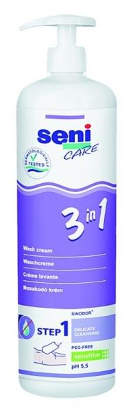 Waschcreme