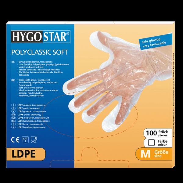 LDPE-Handschuhe POLYCLASSIC SOFT