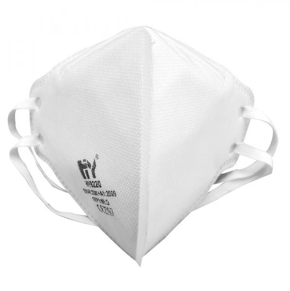 Atemschutzmaske SUPER PROTECT FFP2 NR weiss