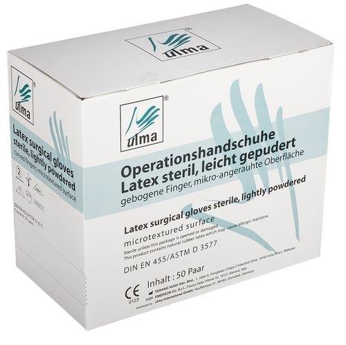 sterile Latexhandschuhe