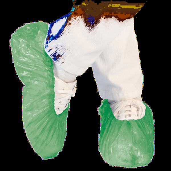 Überschuh STANDARD, ca. 40 my, 41 cm, grün