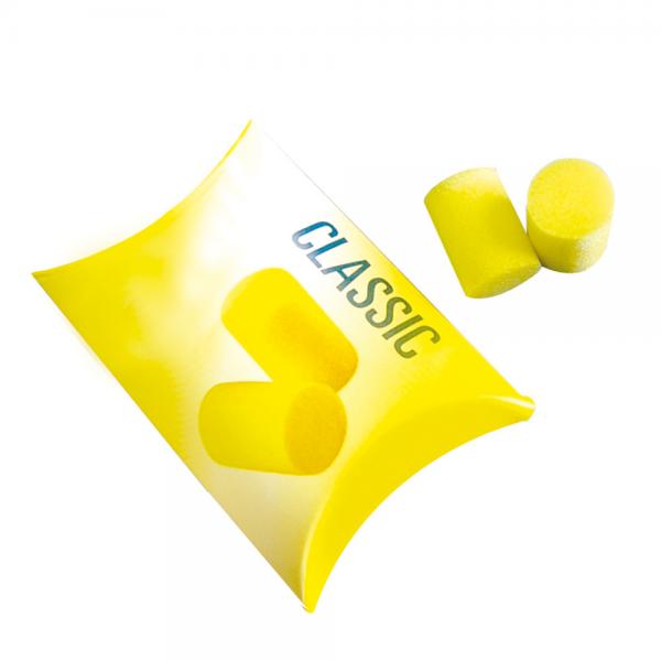 Gehörschutz-Stöpsel CLASSIC gelb