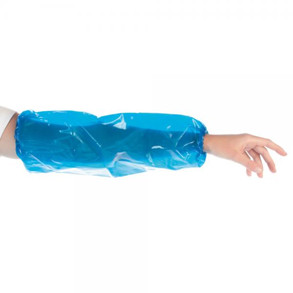 Schutzärmel EVA blau 50 cm lang