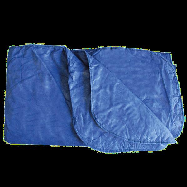 52687 - Patientendecke HYGOCARE COMFORT 190 x 110 cm, ca. 300 g, blau