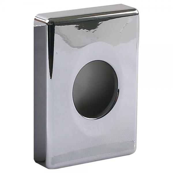 Spenderhalter für Hygienebeutel chrom 13,7x9,7x2,6cm