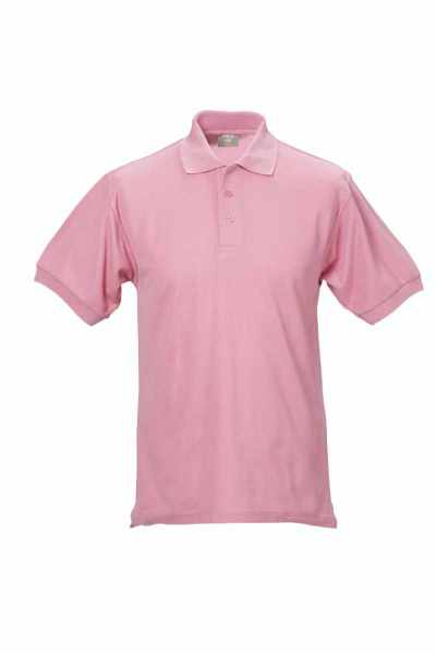 Unisex Polo-Shirt pink XS - 5XL
