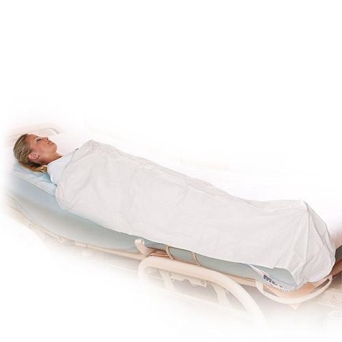 Einmal-Decken HYGOCARE weiß 6-lagig von Franz Mensch - VE 50 Stück