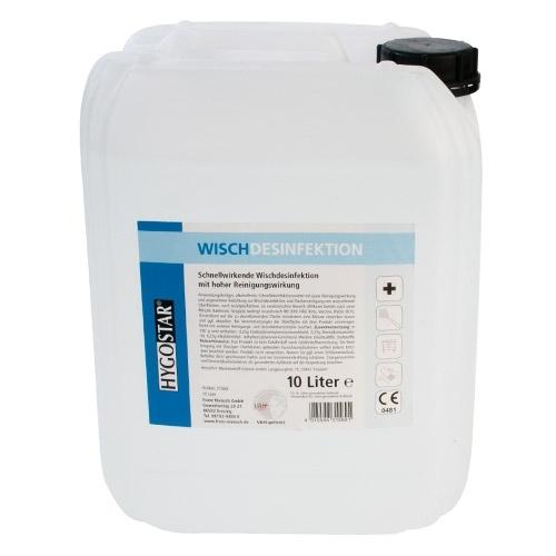 Wisch-Desinfektion alkoholfrei - 10 Liter