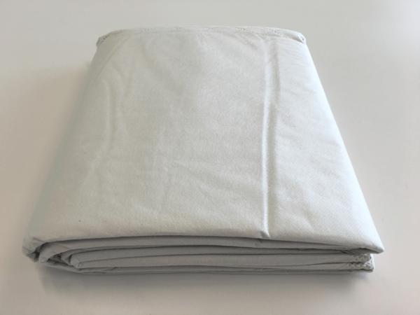 Einmal-Decke 170 g weiß