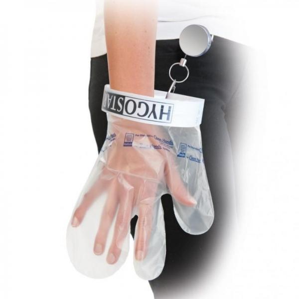 Quick u. Clean-Set - Handschuhwechselsystem von HYGOSTAR