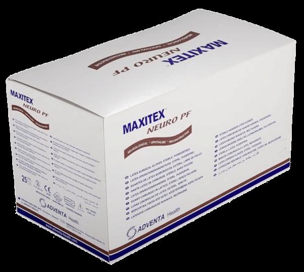 Latex OP Handschuhe steril puderfrei MAXITEX NEURO PF - VE 200 Paar