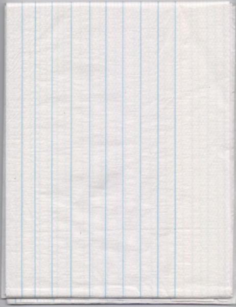 Einmallaken Papier 17-fach verstärkt weiß