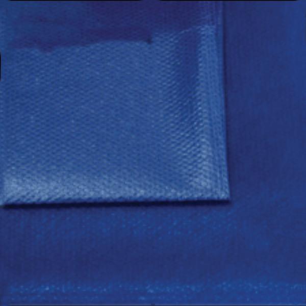 Einmal-Vlieslaken 80 x 210 cm blau