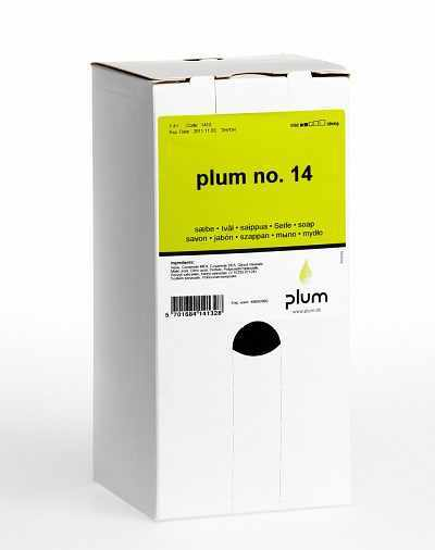 Cremeseifen Plum No.14, 1,4 L bag-in-box - PLUM