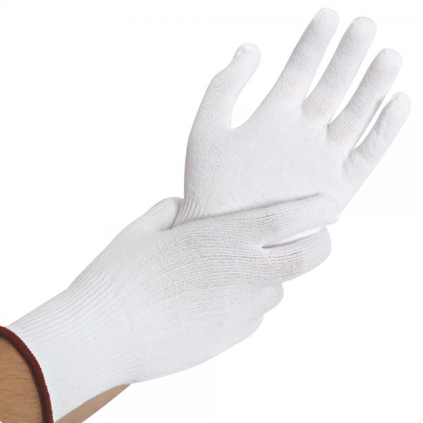 Thermo-Handschuh ICE CRYSTAL zum Kälteschutz weiß