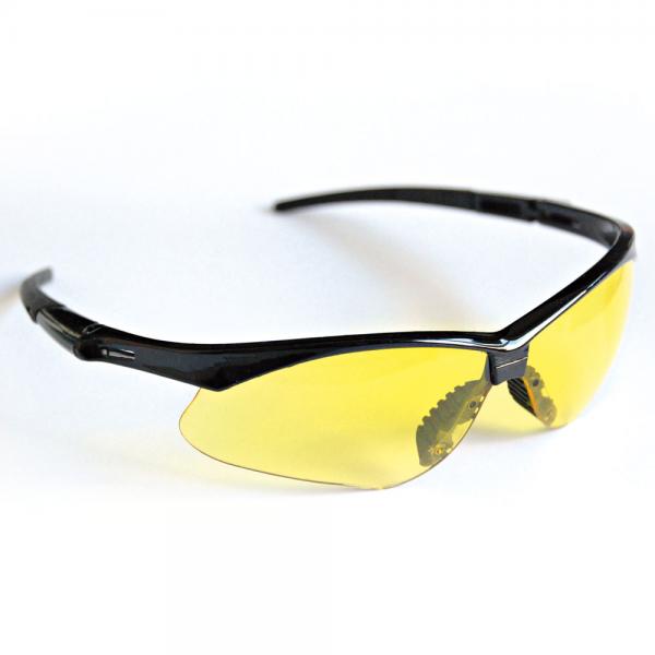 Schutzbrille Standard Contrast gelb universal
