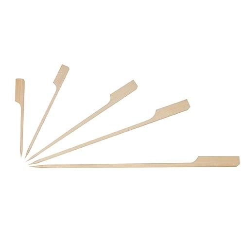 Bambus-Fingerfoodspieße FLAG 12 cm von Franz Mensch - VE 250 Stck