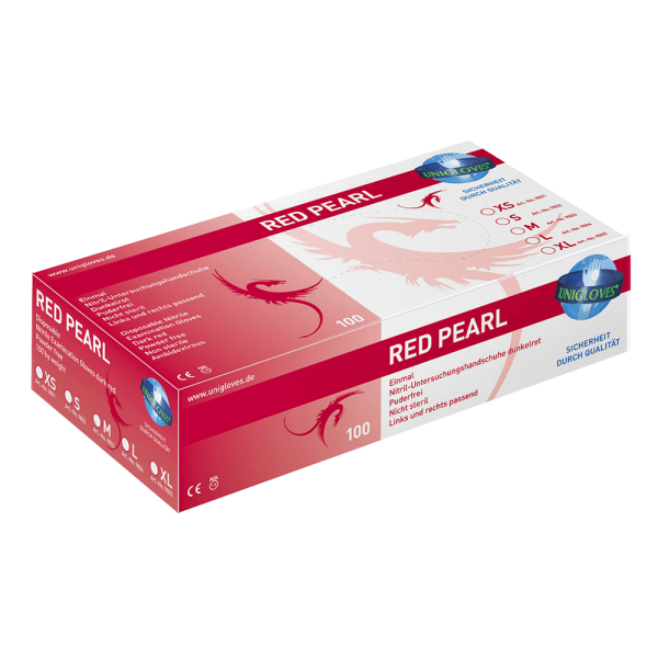 Handschuhe RED PEARL