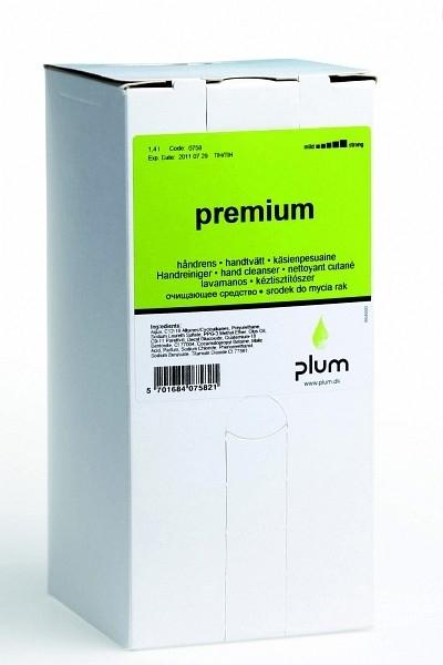 Handreiniger Premium, 1,4 l bag-in-box - PLUM
