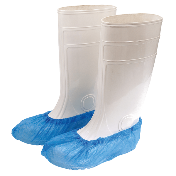 Schuhüberzieher blau 20 my