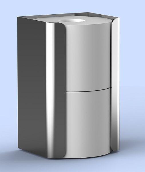 WC-Reserverollen-Halter für 2 Standardrollen
