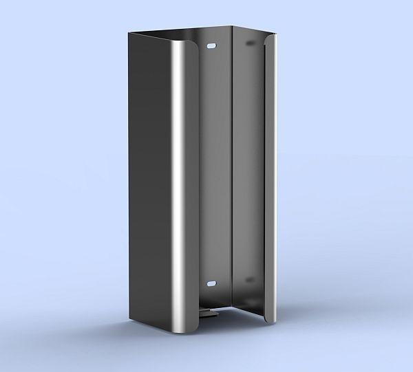 WC-Reserverollen-Halter für 3 Standardrollen