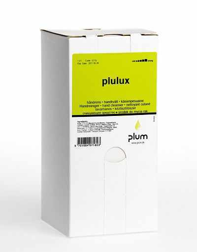 Handreiniger Plulux, 1,4 l bag-in-box - PLUM