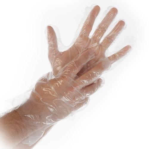 PE-Handschuh