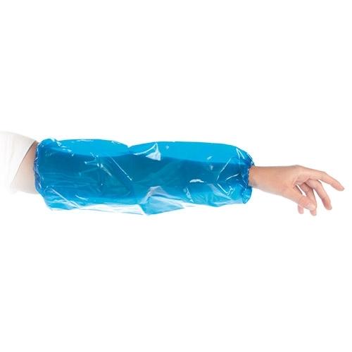 Schutzärmel EVA blau - 144 Stck
