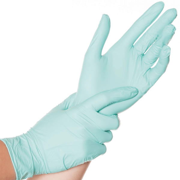 Nitril-Handschuh SAFE LOTION, puderfrei