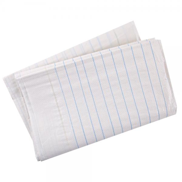 Einmal-Bettlaken mit 39 Fäden 210 x 80 cm weiß