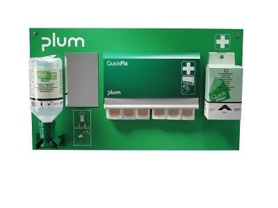 Erste-Hilfe-Station von PLUM