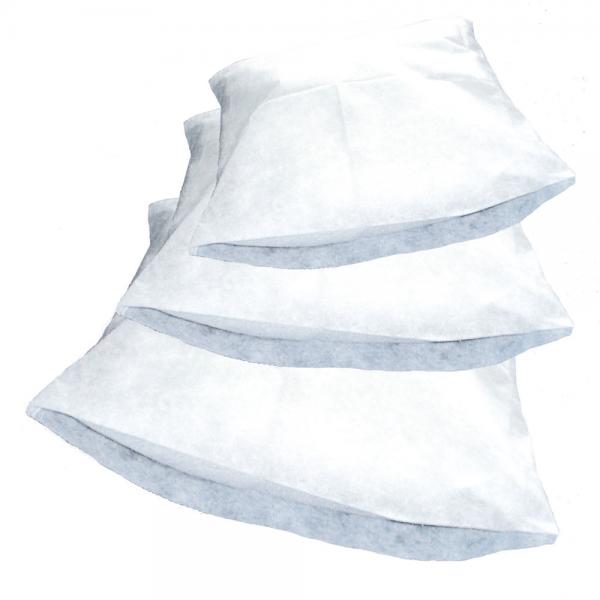 Einweg-Kopfkissen GOODNIGHT 40 x 40 cm weiß