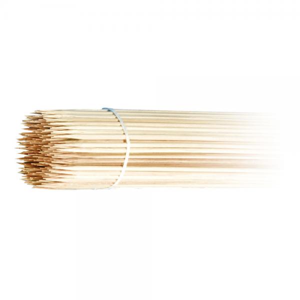 Holzspieße Ø 5 mm, 400 mm, natur