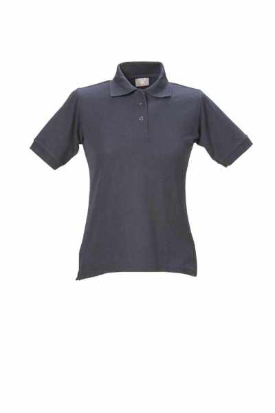 Damen Polo-Shirt marineblau