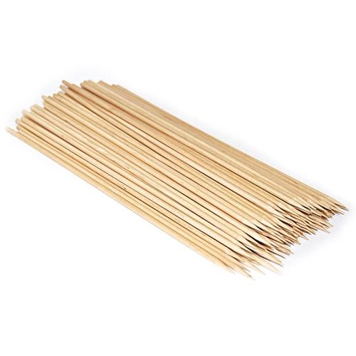 Schaschlik-Spiesse Bambus 20 cm Ø 3 mm - VE 200 Stck