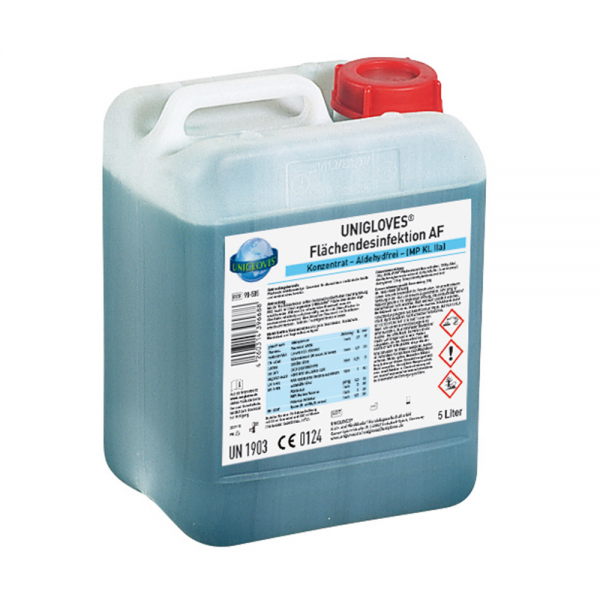 Flächendesinfektion transparent 5 Liter